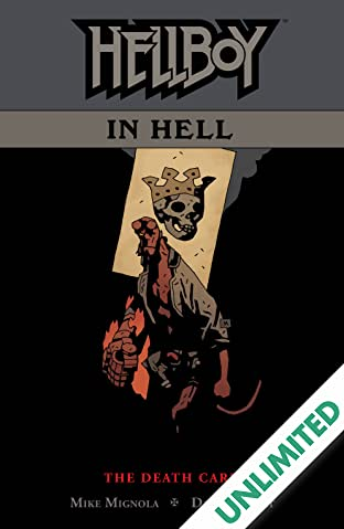 Hellboy in Hell Vol. 2: The Death Card